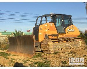 Case 1650M WT Crawler Tractor
