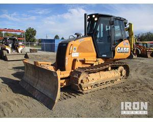 Case 650L Crawler Tractor