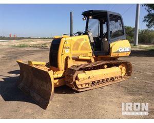 Case 850K LT Series II Crawler Tractor