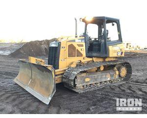 Cat D4K LGP Crawler Tractor