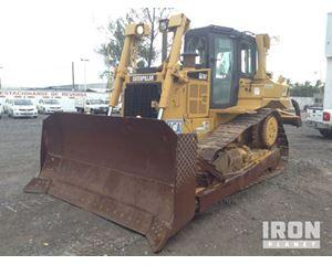 Cat D6T Crawler Tractor