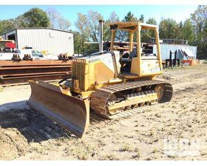 John Deere 45H LGP Crawler Tractor