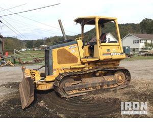 John Deere 55H LT Crawler Tractor