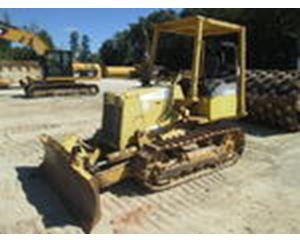 Komatsu D21A-7 Crawler Tractor