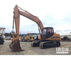 Case 92B Track Excavator
