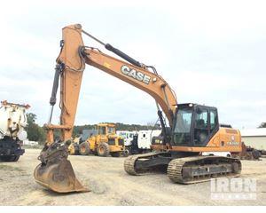 Case CX210C Track Excavator