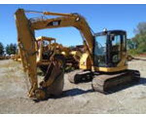 Cat 308C CR Mini Excavator