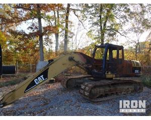 (unverified) Cat 320C Track Excavator