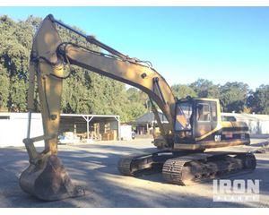Cat 322L Track Excavator