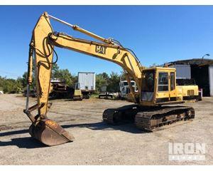 Cat E2B Track Excavator