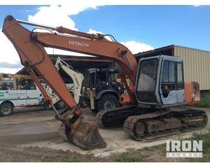 Hitachi EX12-2 Track Excavator