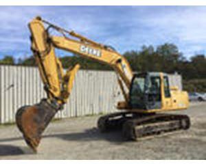 John Deere 160CLC Track Excavator