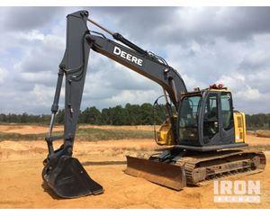John Deere FF135DX Track Excavator