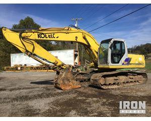 Kobelco SK21LC Track Excavator