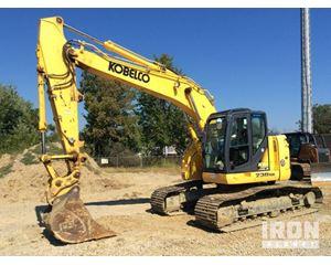 Kobelco SK230SRLC-3 Track Excavator
