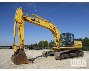 Kobelco SK295-9 Track Excavator