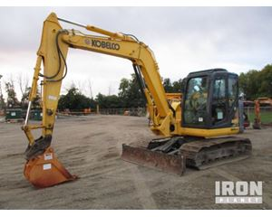 Kobelco SK80CS-2 Track Excavator
