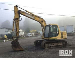 Komatsu PC12-6 Track Excavator