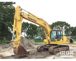(unverified) Komatsu PC200-8N1 Track Excavator