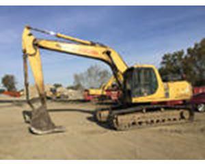 Komatsu PC2 LC Track Excavator