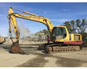 Komatsu PC210LC-6K Track Excavator
