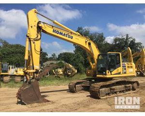 Komatsu PC290LC-10 Track Excavator