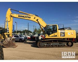 Komatsu PC360LC-10 Track Excavator