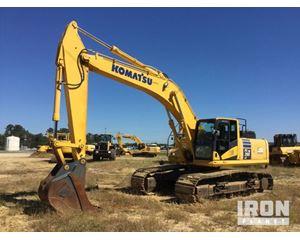 Komatsu PC390LC-10 Track Excavator