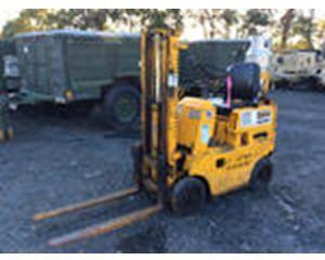 Clark 1756420 Cushion Tire Forklift