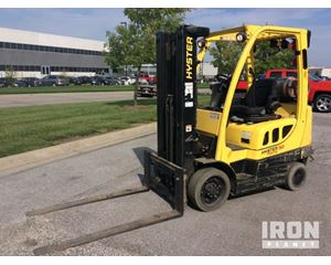 Hyster S50FT Cushion Tire Forklift