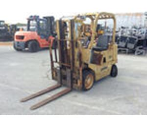 Yale GC040RC Cushion Tire Forklift