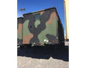 Baillie M129A3 Van Trailer