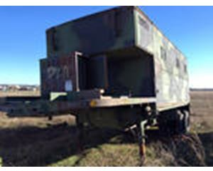Baillie M447C Van Trailer