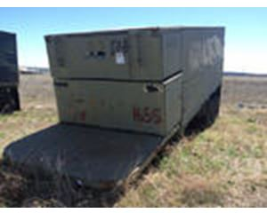Southwest Truck Body M447 Van Trailer