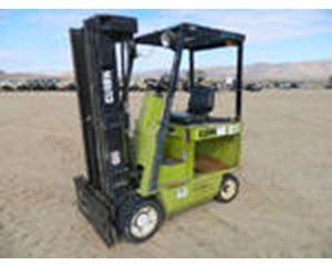 Clark ECS17 Electric Forklift