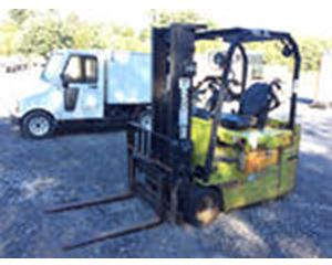 Clark TMX25 Electric Forklift