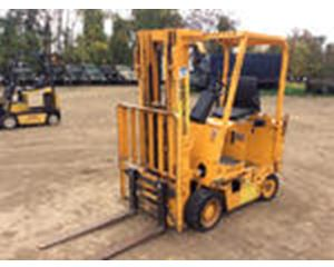 Hyster E4XL-MIL Electric Forklift