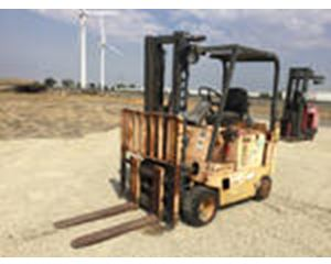 Hyster E6XL Electric Forklift