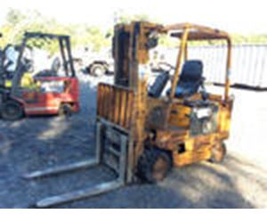 Hyster E6XL-MIL Electric Forklift
