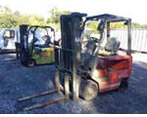Kalmar 6BBXHEVBC Electric Forklift