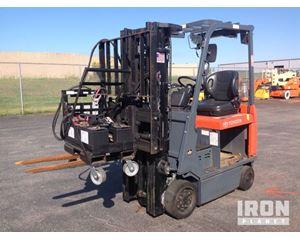Toyota 7FBCU15 Electric Forklift