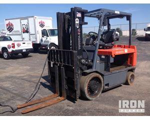 Toyota 7FBCU55 Electric Forklift