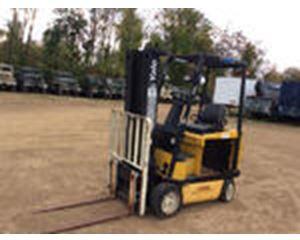 Yale ERC4AFN36SE84 Electric Forklift
