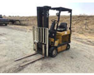 Yale ERC4AFN36SR84EE Electric Forklift