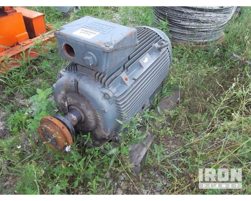 Weg W22 Electric Motor For Sale Pleasanton Ca