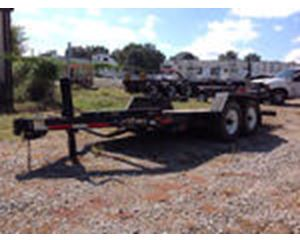 (unverified) Felling FT-12-IT T/A Tilt Deck Equipment Trailer