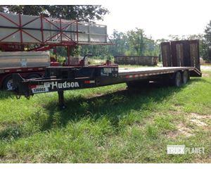 Hudson Bros HTD18D T/A Equipment Trailer