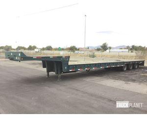 Trail King TK100SA-483 Tri/A Tilt Deck Equipment Trailer