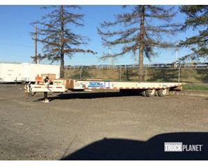 Trailmax T/A Tilt Deck Equipment Trailer