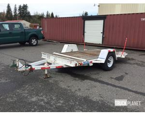 Trailmax T12 S/A Tilt Deck Equipment Trailer